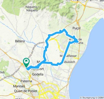 Kinepolis - Mont del Cabeçol - El Puig 31-07-2019
