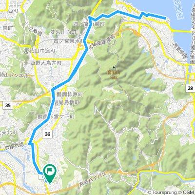 Lake Biwa Ride