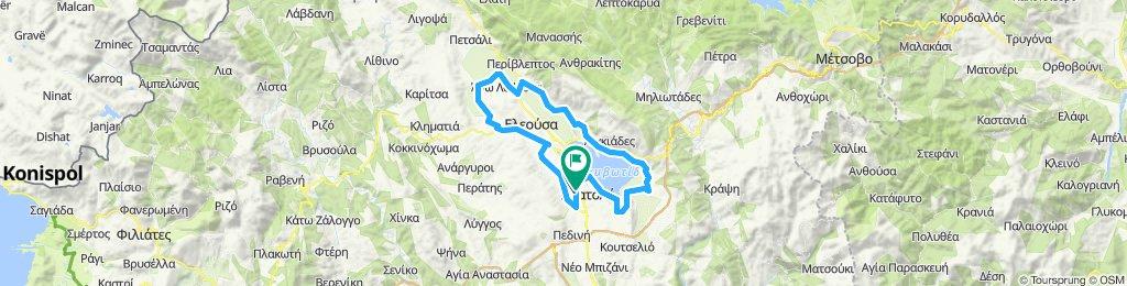 Ioannina flat route-1