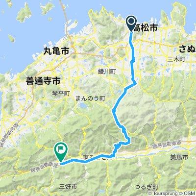 day 4 shikoku rough
