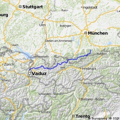 Tegernsee Garmisch Warth FL