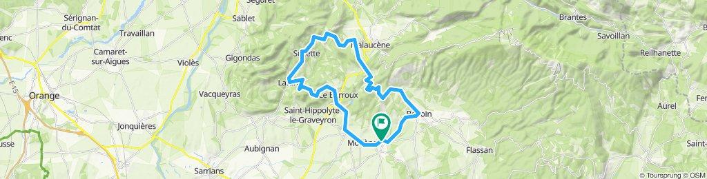 St Pierre-Madelaine-Suzette-Lafare-Barroux