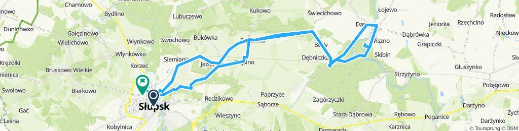 Szprycha u Złotej Rybki - IV rajd rowerowy - 27.07.2019 r.