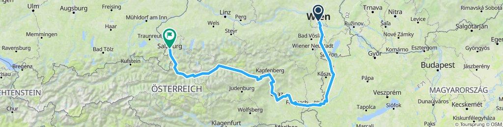 Wien-Feldbach-Salzburg
