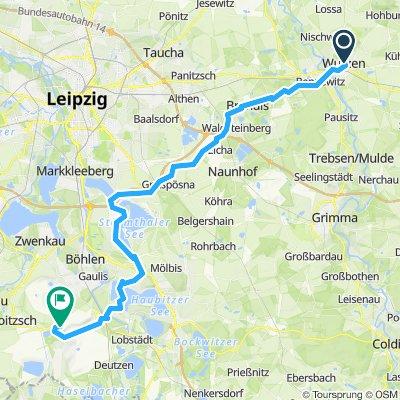 Seentour Leipziger Land