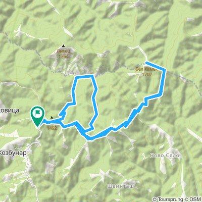 Plackovica MTB marathon