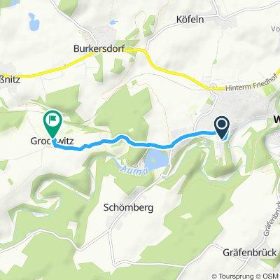 Kiefernweg 6 Grochwitz/croxer