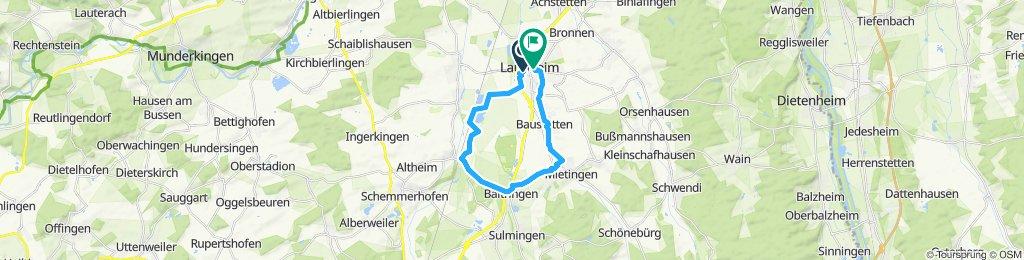 Laupheim-Schemmerberg-Baltringen-Mietingen-Baustetten-Laupheim