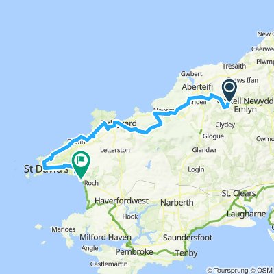 Wales - day 8