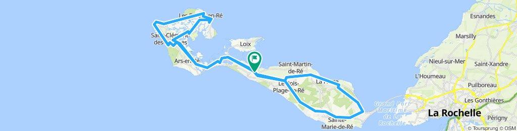 Tour Ile de Ré