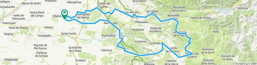 Zael-Covarrubias-Silos-Palacios de La Sierra-Lara-Madrigal-Zael