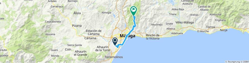 Malaga Day 01 - 2nd November