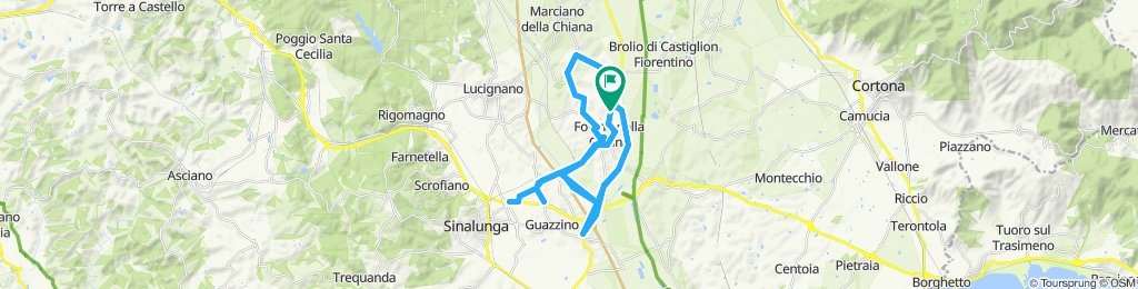 Sinalunga-Pozzo-Foiano