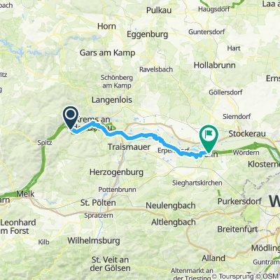 Tag 5 Dürnstein - Tulln