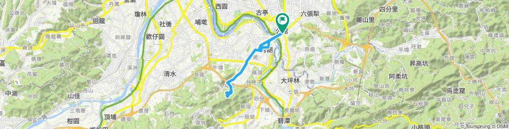Hongludi Fude Ride