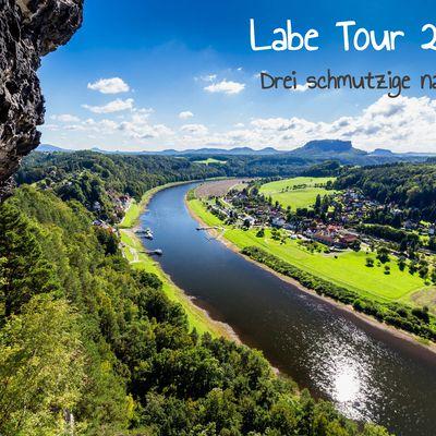Labe Tour - 1. den