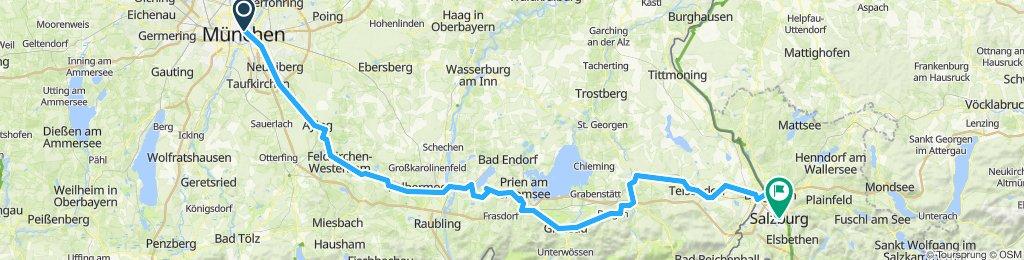 Munich-Salzburg
