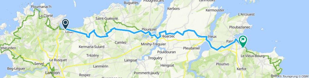 9. Côte Rose 2: Louannec - Paimpol