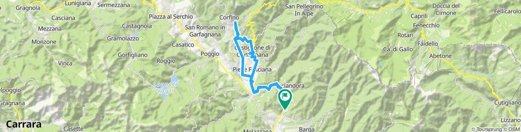 Campia - Villa Collemandina - Ponte