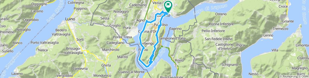 Lugano Route 3