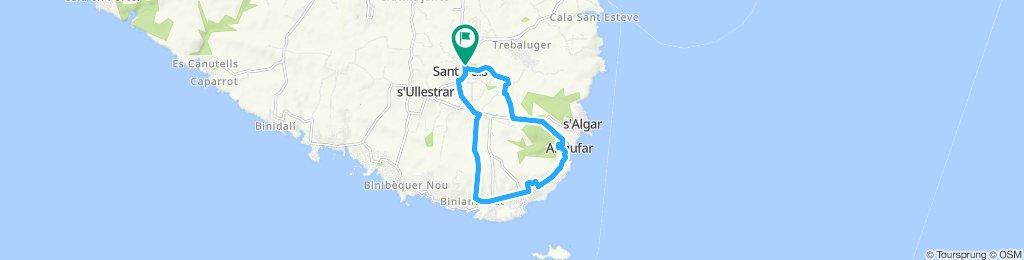 diegu gallu route