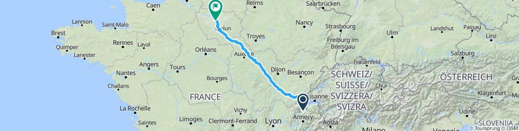 FR_Geneva to Paris_Clairvaux_500KM_3KD+