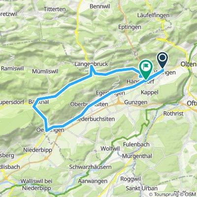 Wangen Langenbruck Bärenwil
