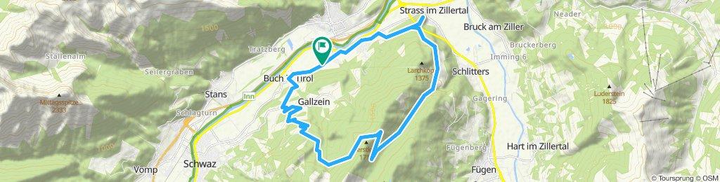 Tuxer Alpen Ausblickstour