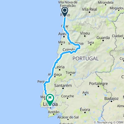 Other possible trip to Portugal