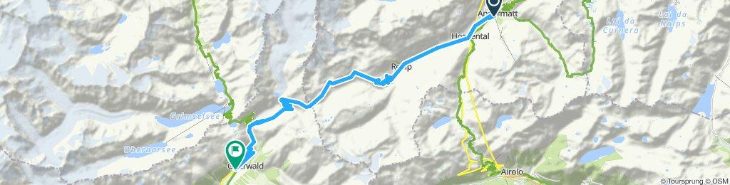 Andermatt - Oberalp