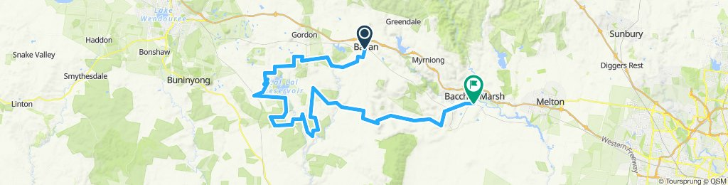 e-MTB Adventure Ride. Ballan, Lal Lal, Bacchus Marsh.