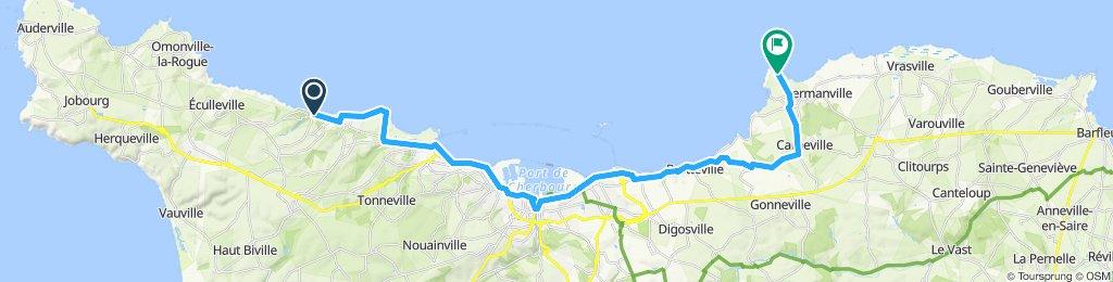 Itinéraire modéré en Fermanville