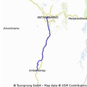 Madagascar 2010 [1/17]: Antananarivo - Ambatolampy