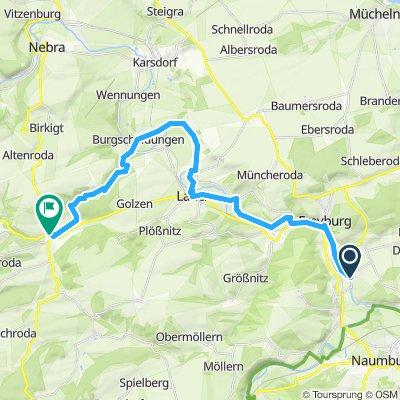 Großjena-Freiburg-Bad Bibra