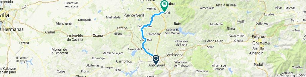 Antequera Lucena (Kiki)