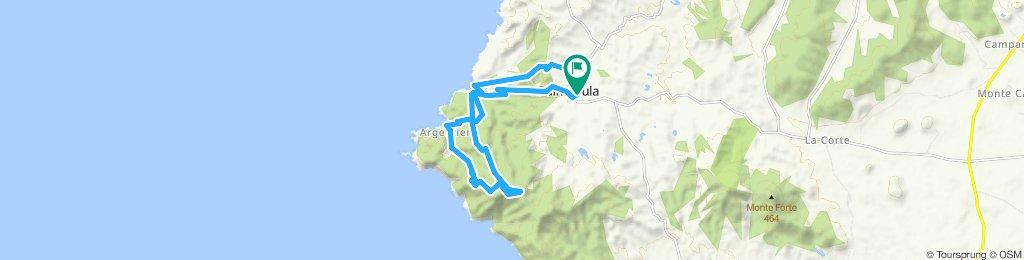 Palmadula-porto Palmas-Argentiera-Palmadula