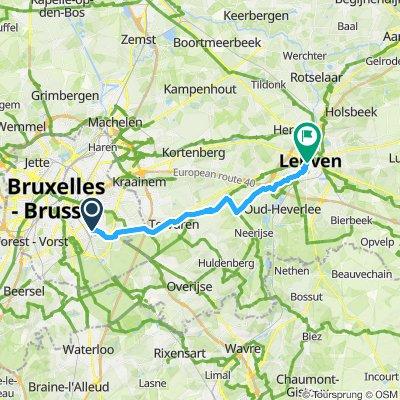 Ixelles-Leuven