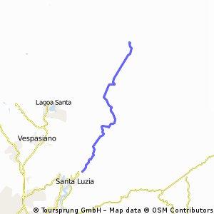 Santa Luzia - Jaboticatubas