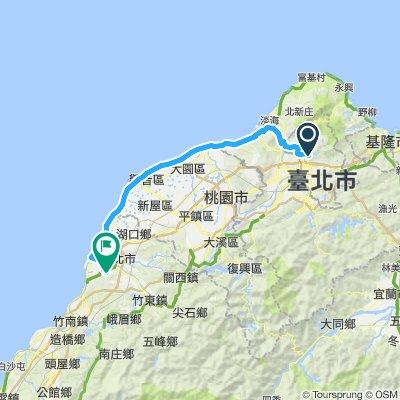 台北去新竹
