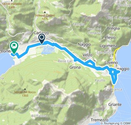 Lago Lugano -  Lago Como