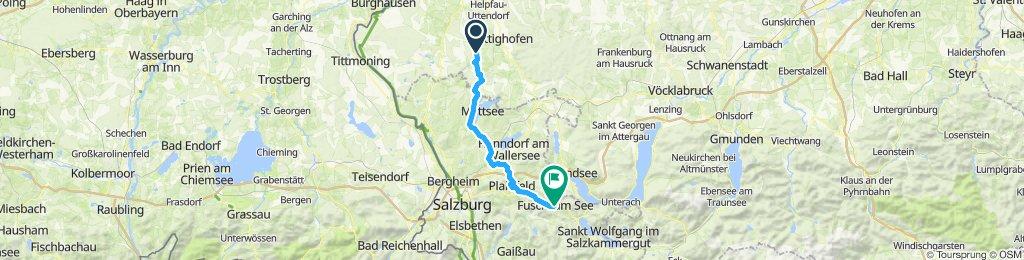 Neukirchen Wimpassing Fuschl am See