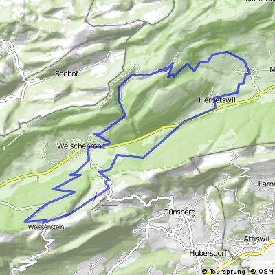 Aedermannsdorf-Weissensteintour
