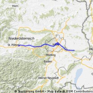 [AO2] Wiedeń - Boeheimkirchen CLONED FROM ROUTE 303514