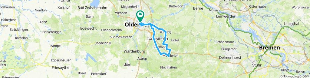 Inlinerstrecke Wüstung/Munderloh