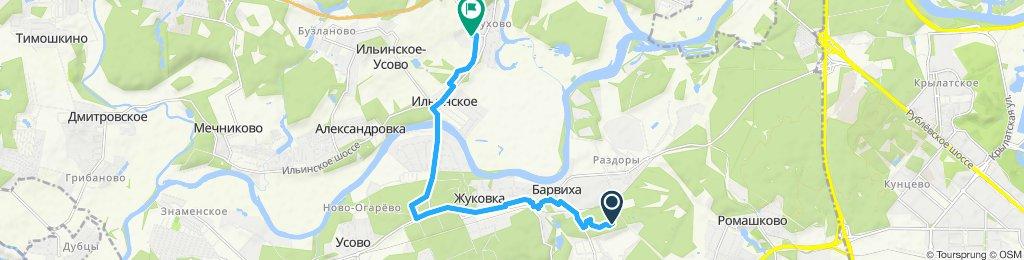 ParkRazdolie-Glukhovo-Fast