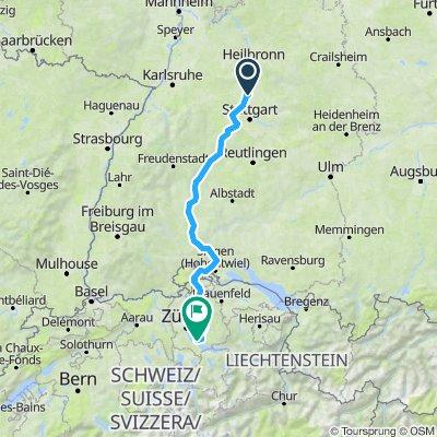 Day 1 - Part 1 - Autobahn