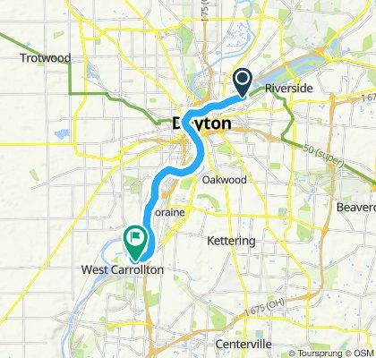 Dayton--West Carrollton Trial