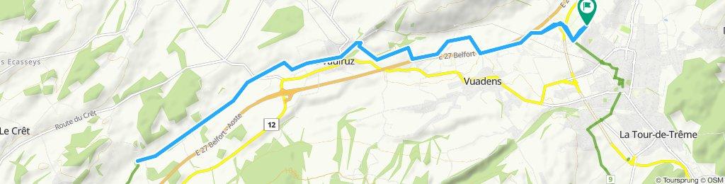 Sionge 20 km