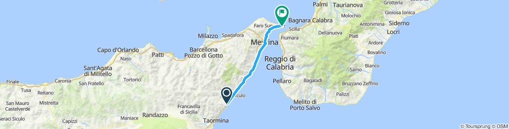 Sant'Alessio Siculo - Capo Peloro