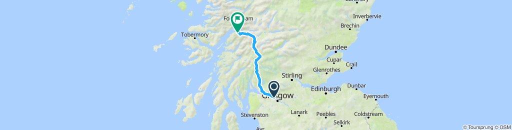 Tour de Wielka Brytania & Irlandia 2019 dzień 11